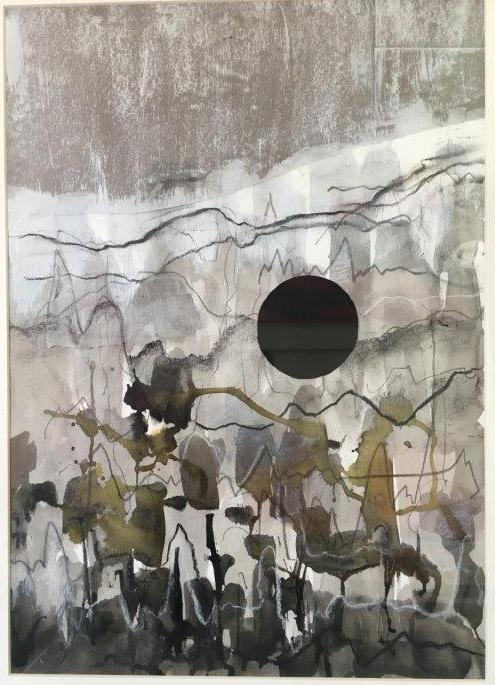 Putney School of Art and Design, Joanna Beckitt, Tunnel II