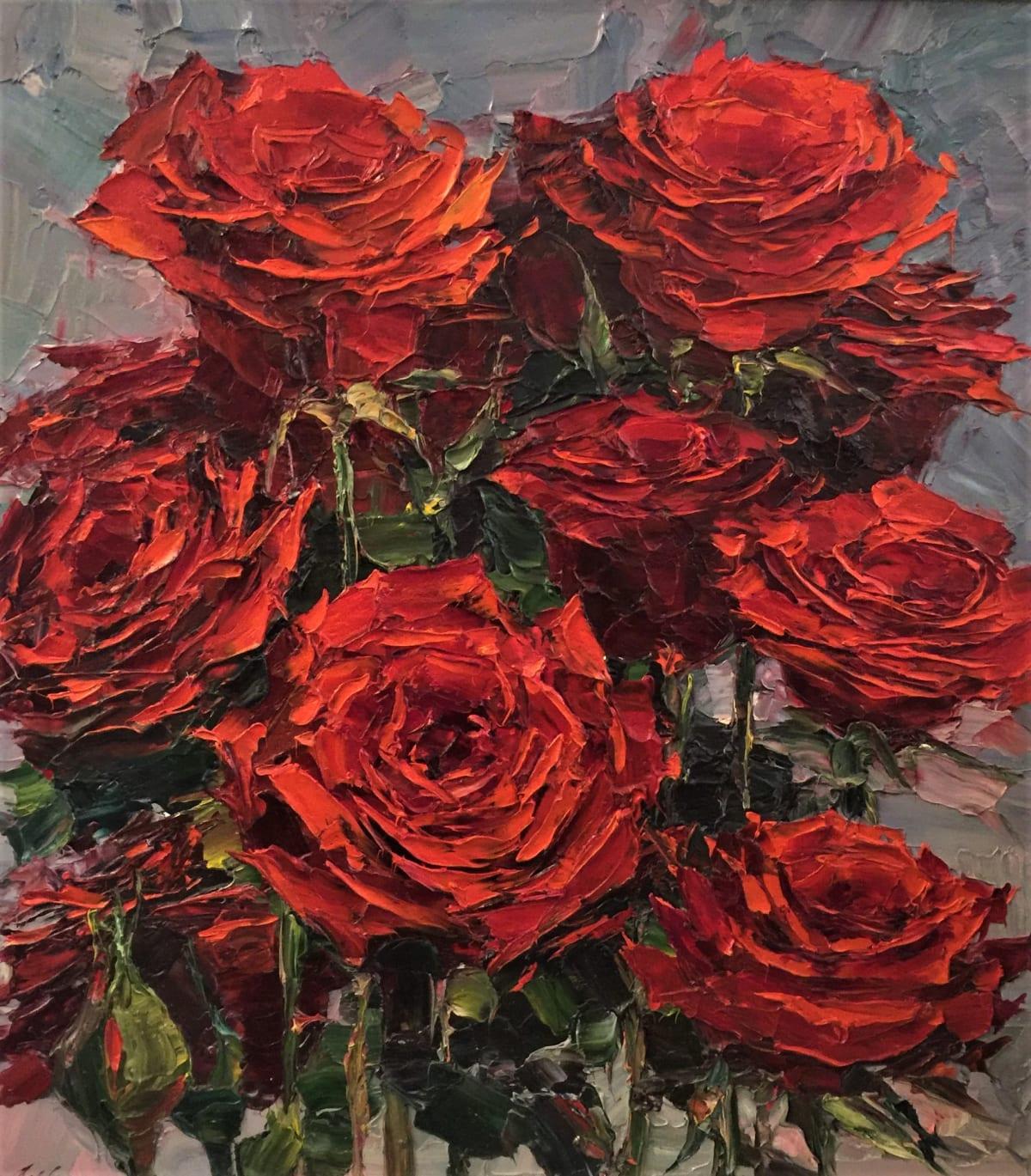 Lana Okiro, Red Roses