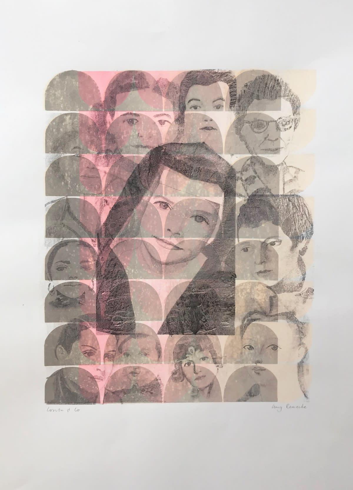 Putney School of Art and Design, Amy Reinecke, Corita & Co