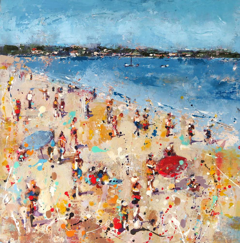 Andrew Hood, La Rochelle Headland