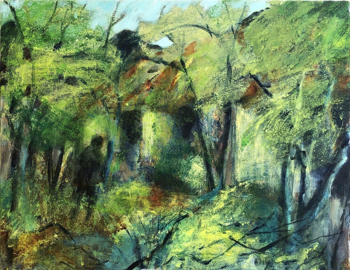 Putney School of Art and Design, Joanna Beckitt, Deserted Barn II