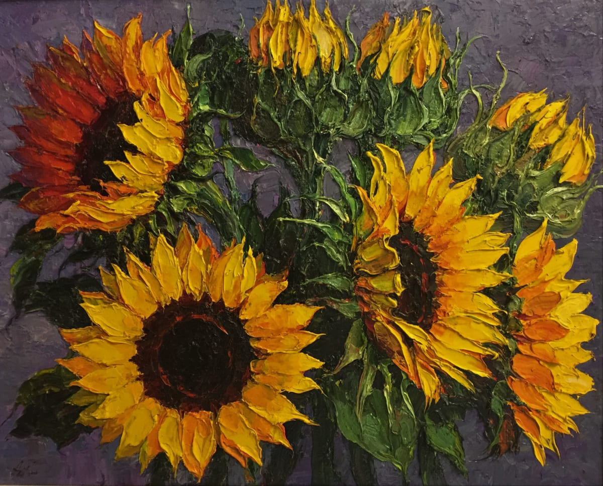 Lana Okiro, Sunflowers II