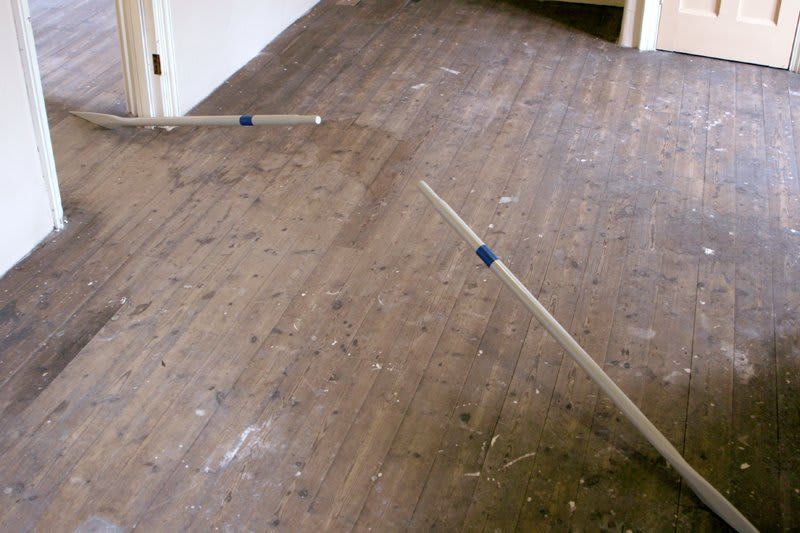 Richard Rigg, The Broken Appearance of the Floor, 2010