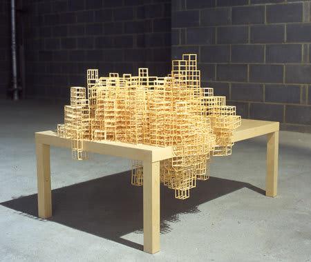 Sarah Walton, Matchstick City Limits, 2003