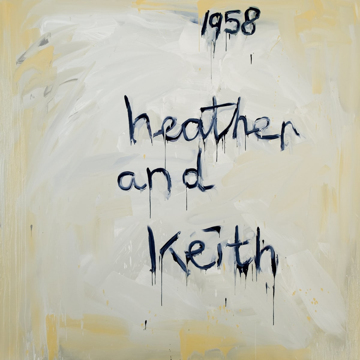Laura Lancaster, 1958 Heather and Keith, 2012