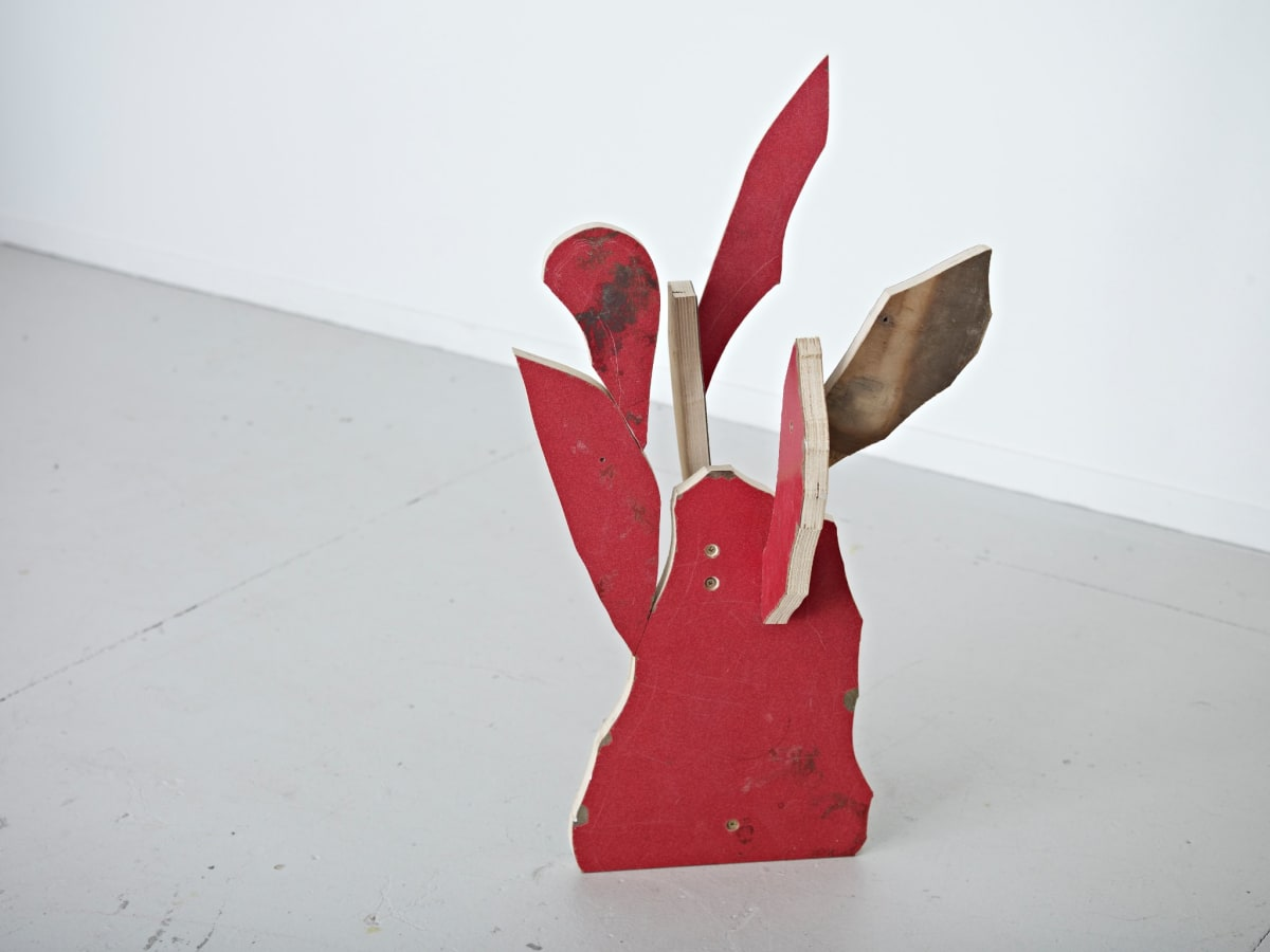 Paul Merrick, Cactus (Red), 2013