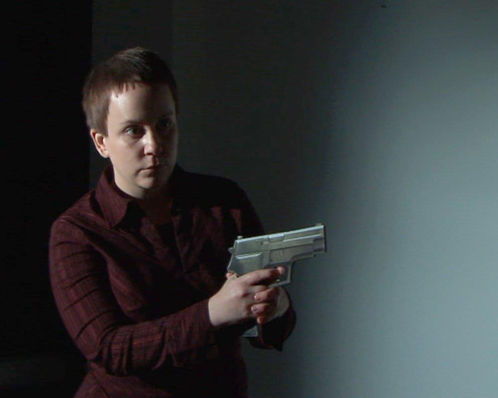 Cecilia Stenbom, The Inspector (Detail), 2007