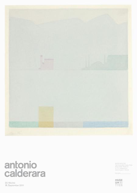 Antonio Calderara Poster 32.87 x 23.23 in 83.5 x 59 cm