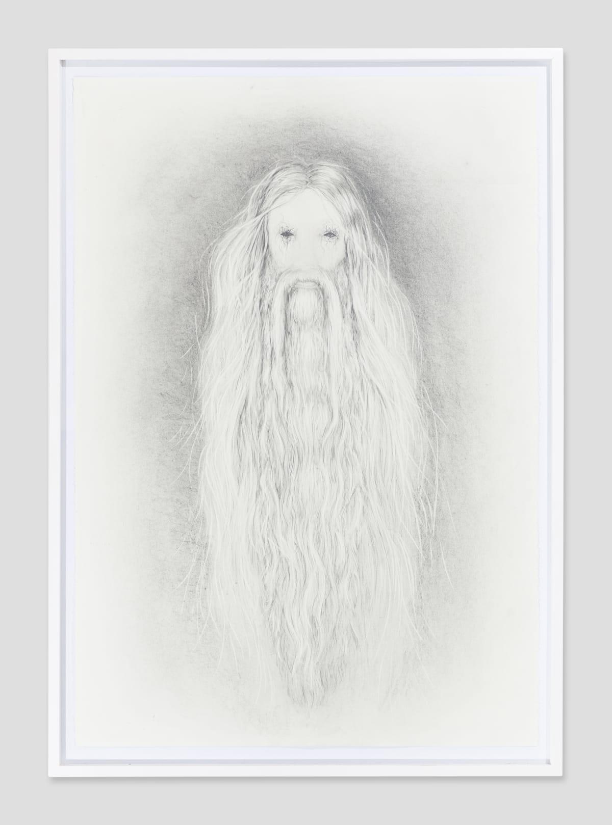 Todd Ryan White, Hair God (Brad), 2019