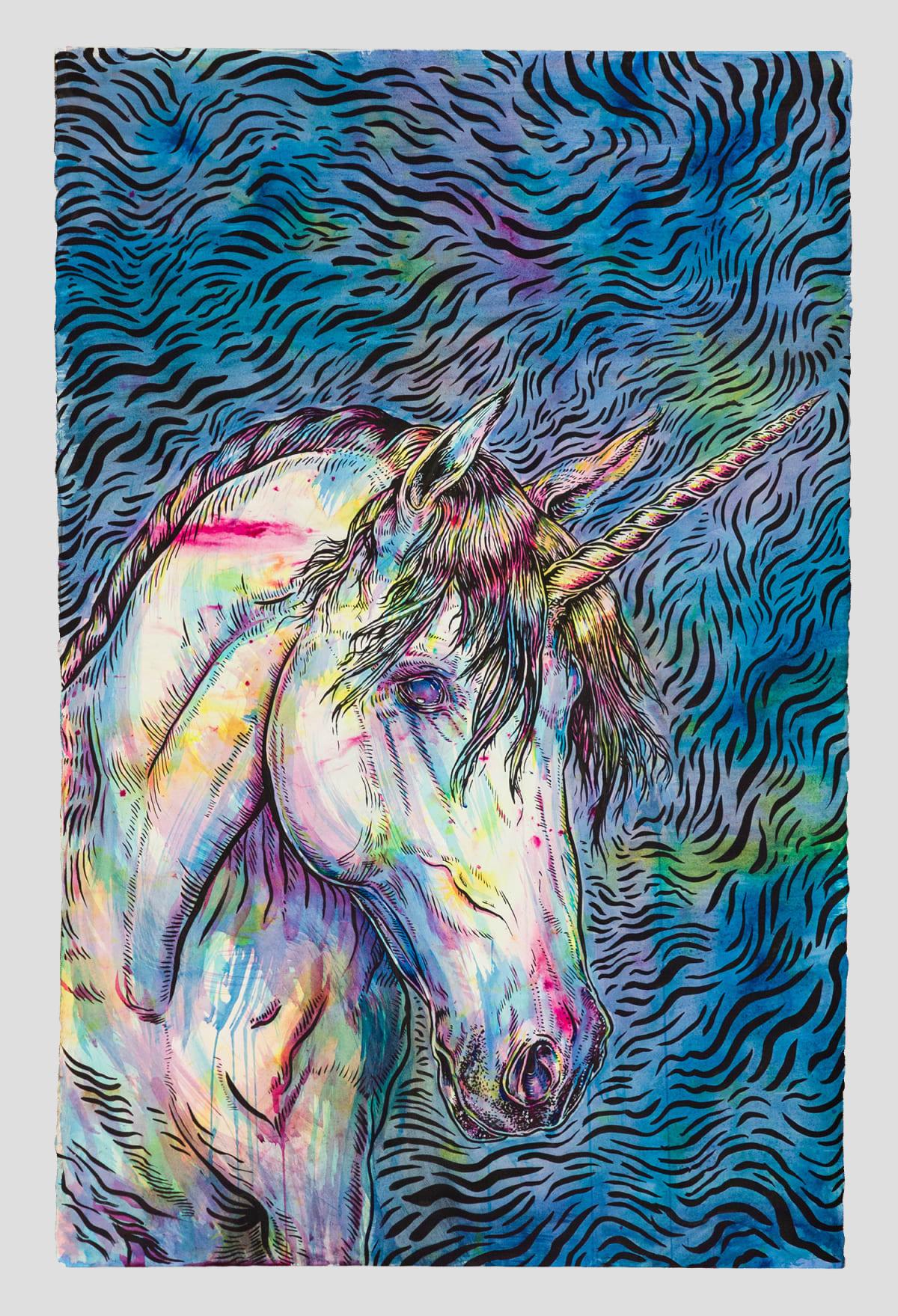 Todd Ryan White, Indrik: Unicorn, 2019