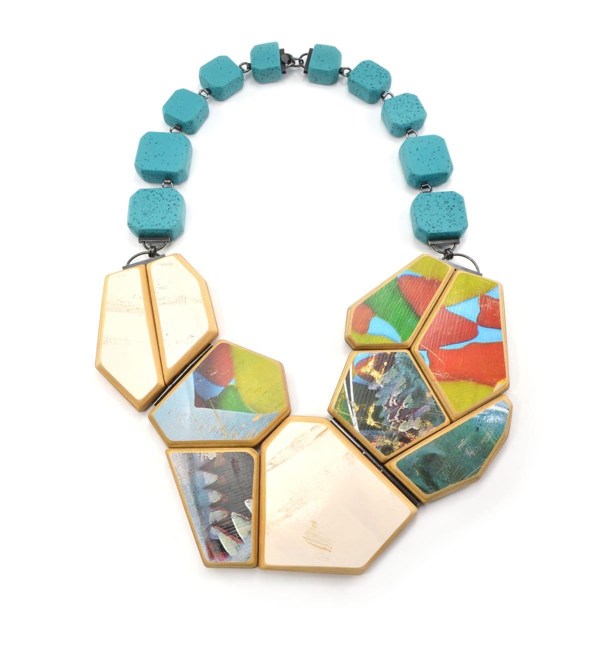 Tara Locklear, Foundation Collection ed #18 Necklace, 2018