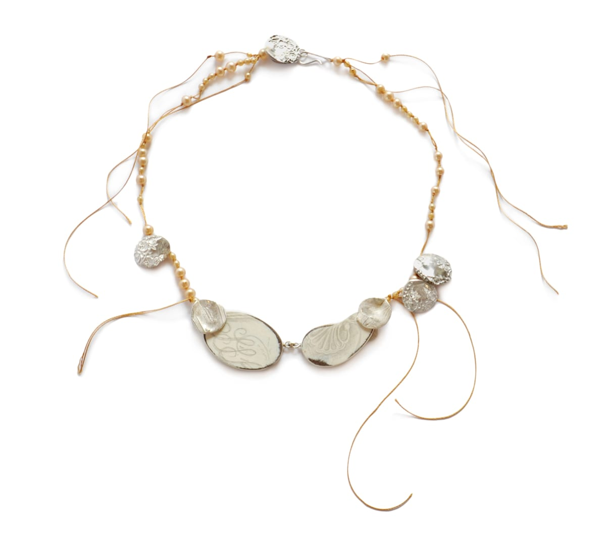 Heidi Lowe, Lineage Necklace , 2017