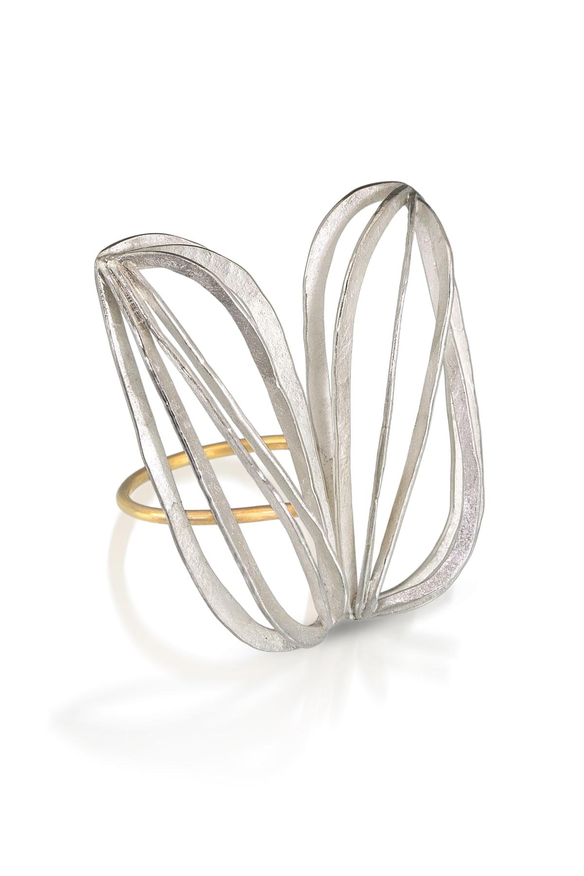 Leia Zumbro, Reflections Ring, 2018