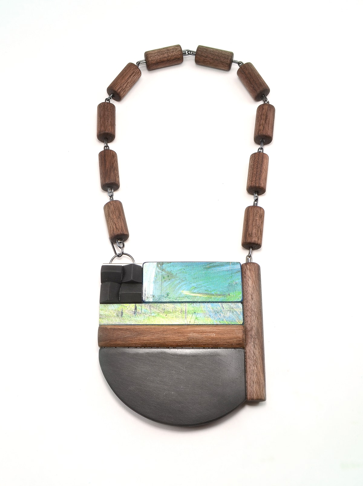 Tara Locklear, Survey Arrange Collection d27 Field Study Necklace, 2018