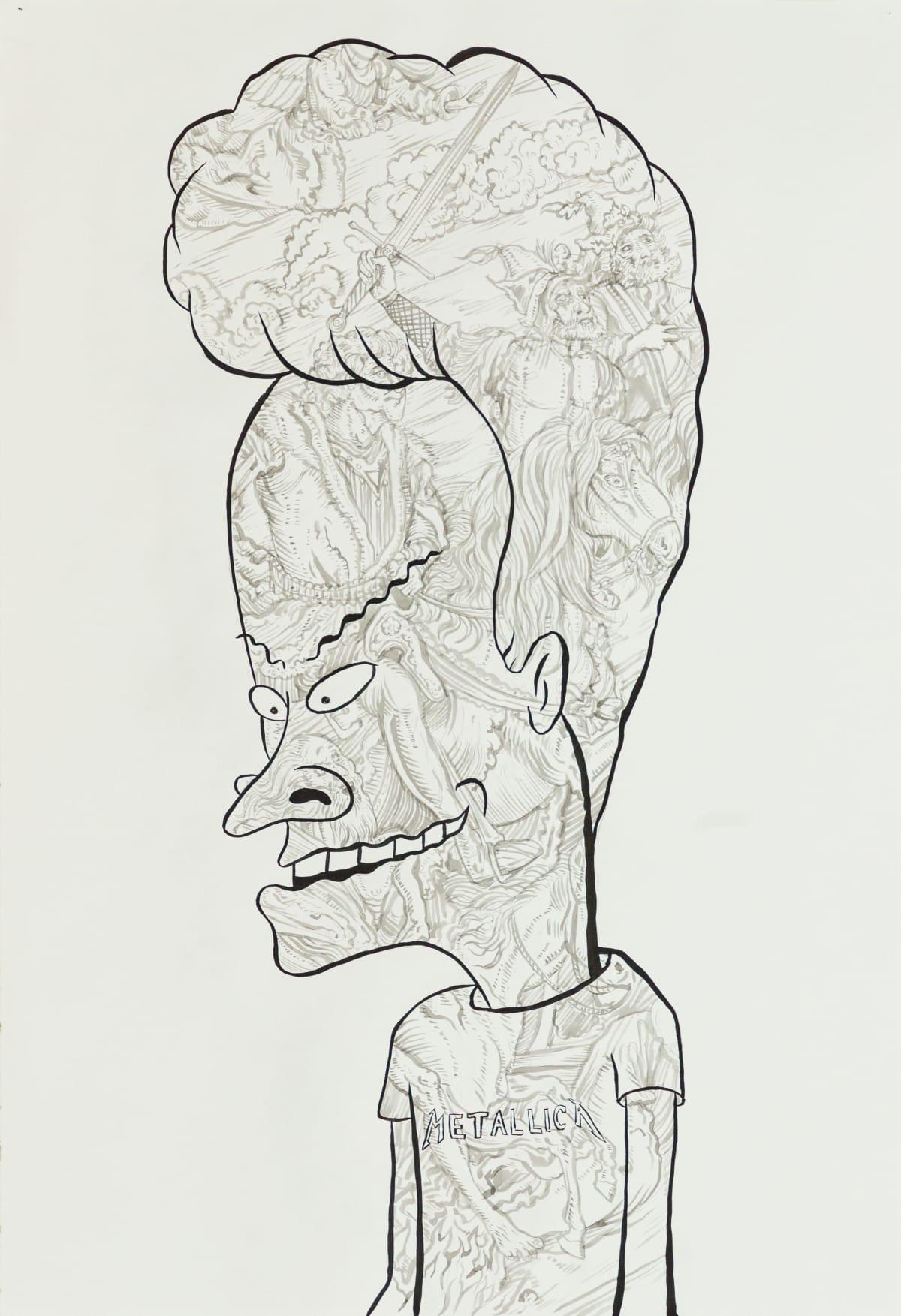Todd Ryan White, Dürer Beavis, 2019