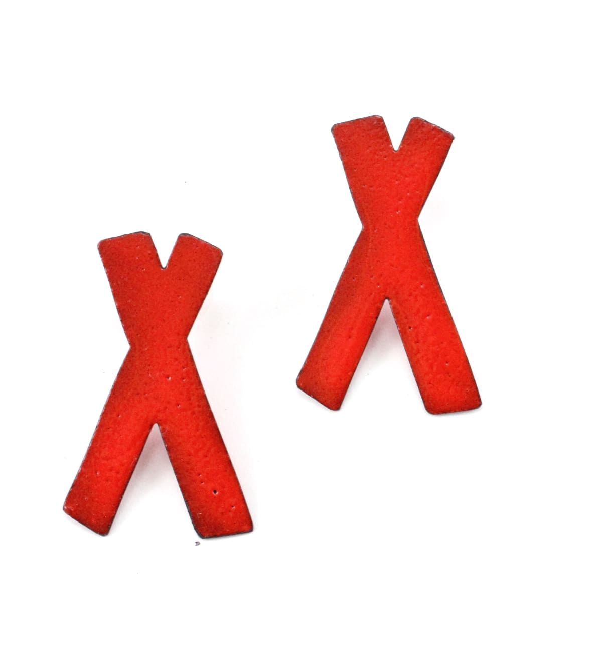 Kat Cole, Medium X Stud (Red)