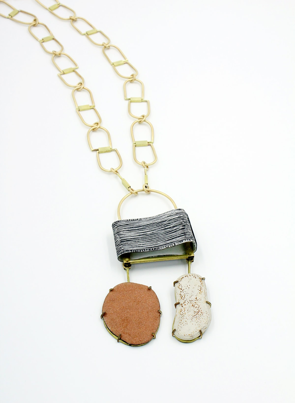 Tanya Crane, Hermanos Archuleta Necklace