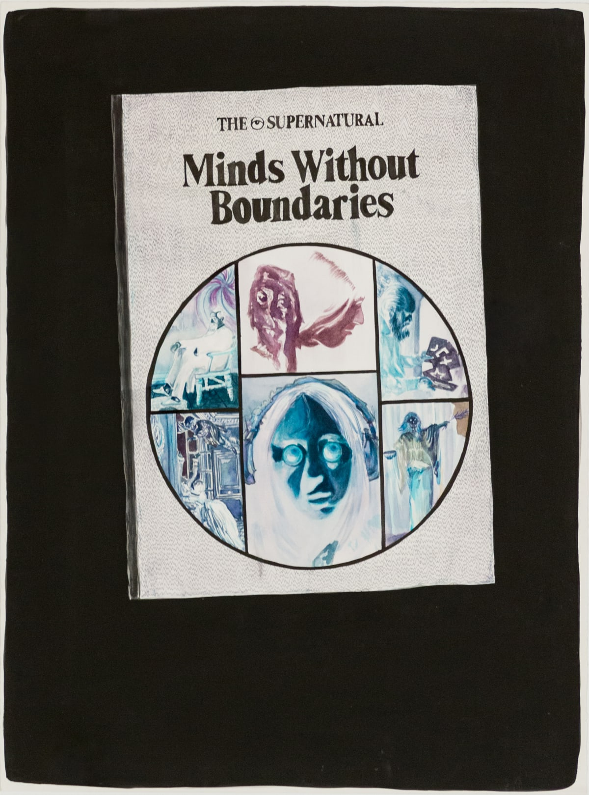 Todd Ryan White, Minds Without Boundaries, 2019