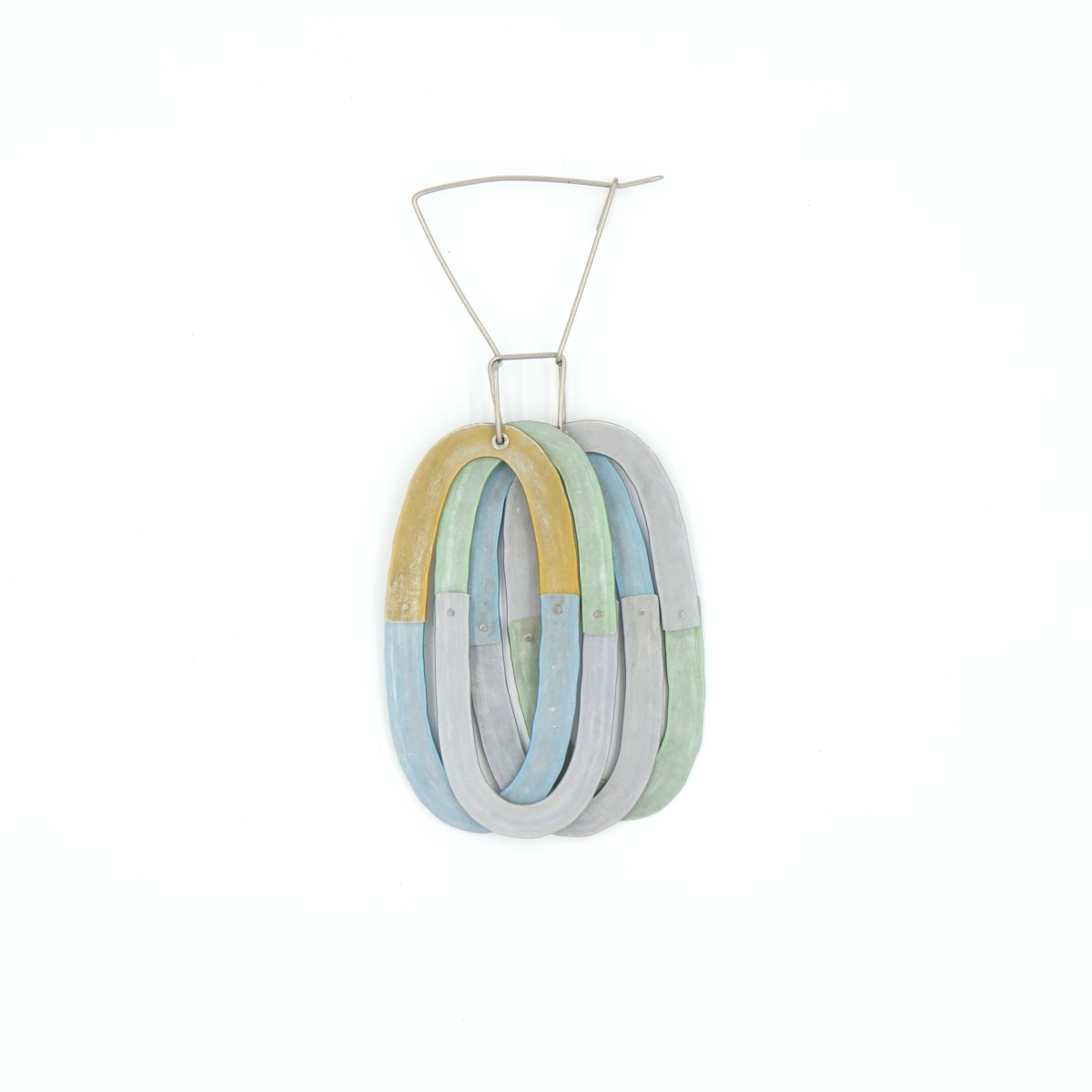 Taylor Zarkades King, Cross Eyed Tag Brooch
