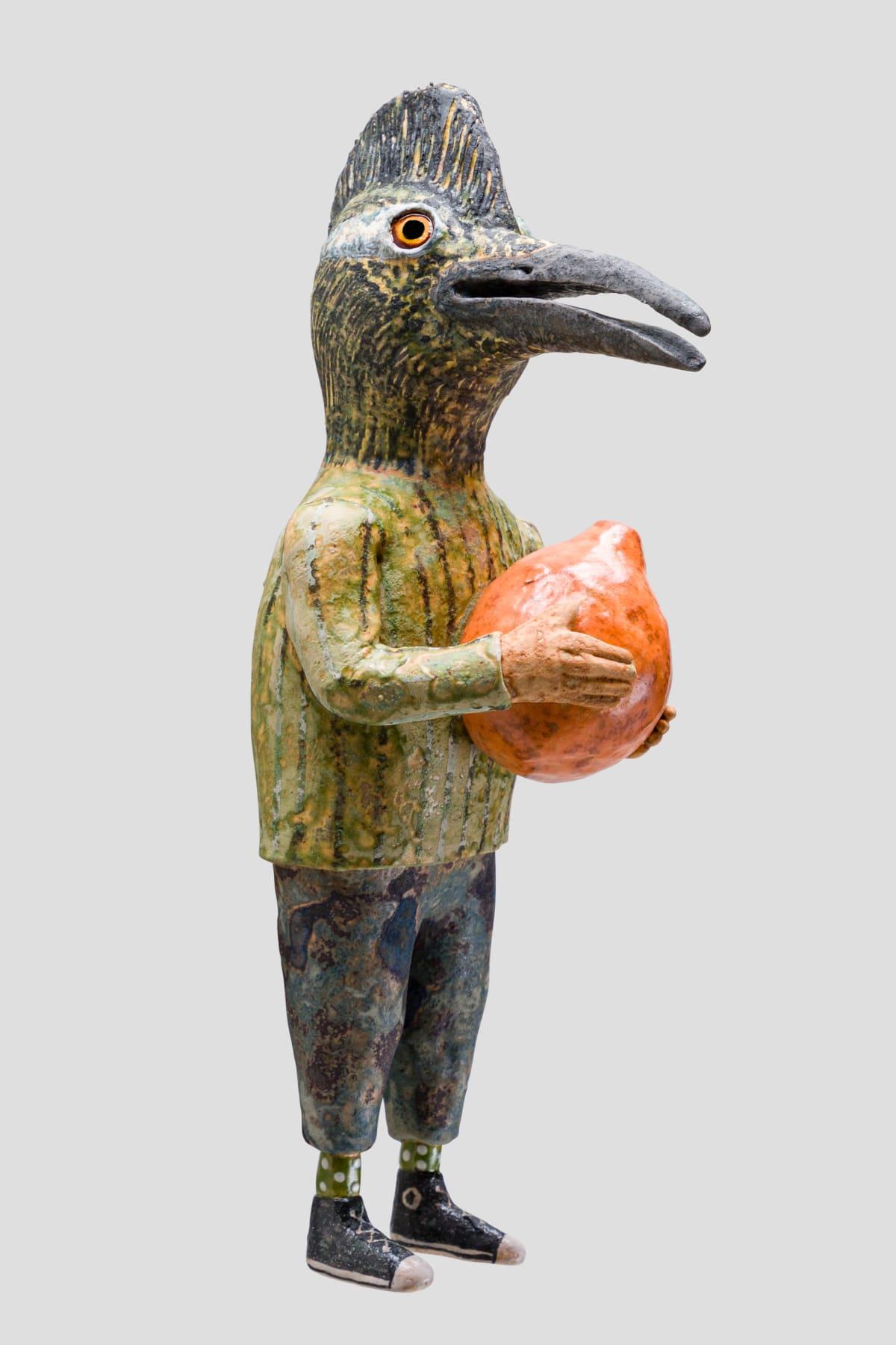 Wesley Anderegg, Roadrunner aka Tangerine Thief, 2020
