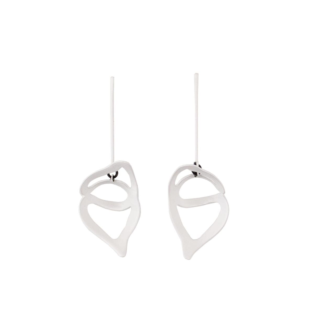 Laura Wood, Open Weave Scoop Drop