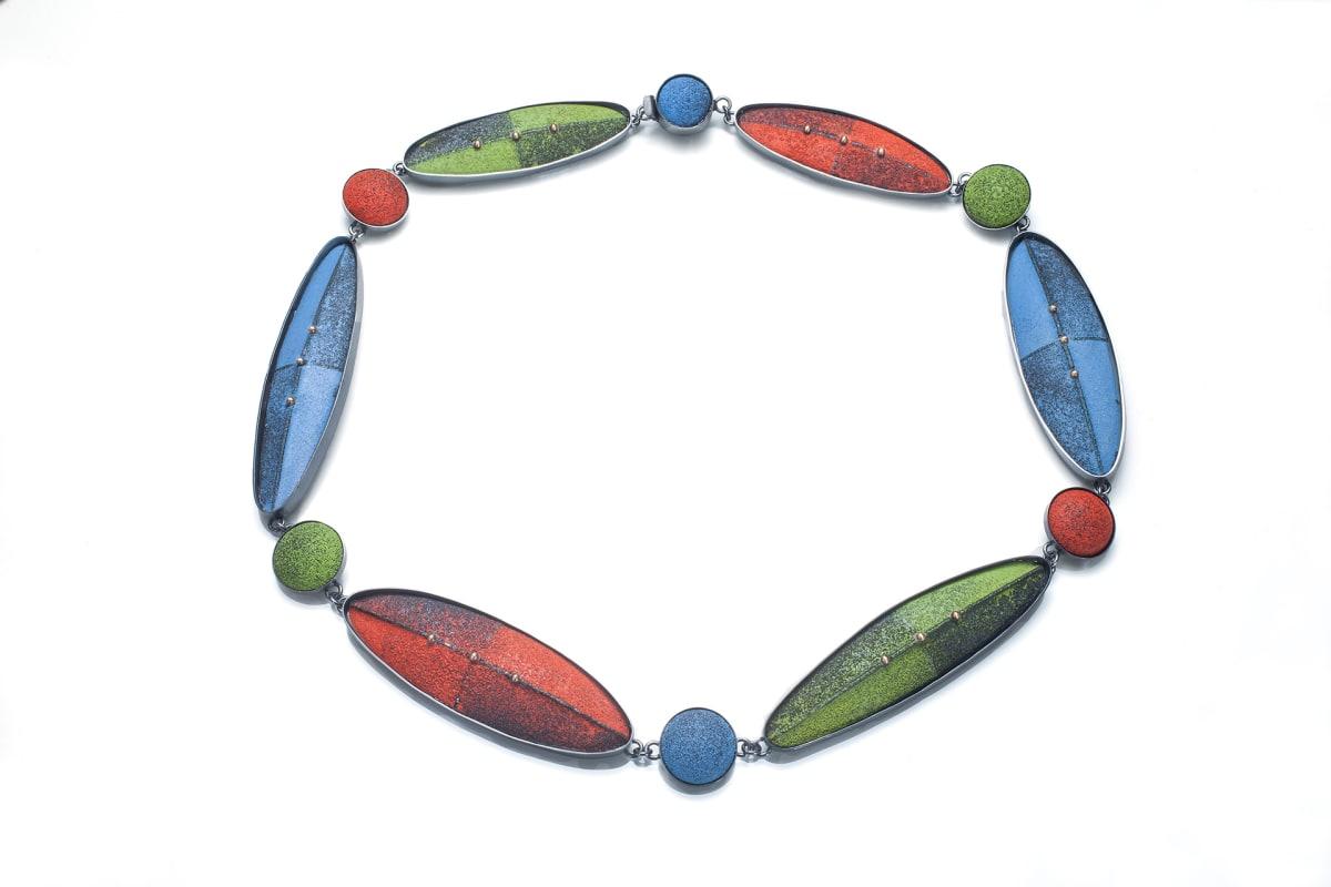Barbara Minor, Necklace – Dome Marquis, 2017-2018