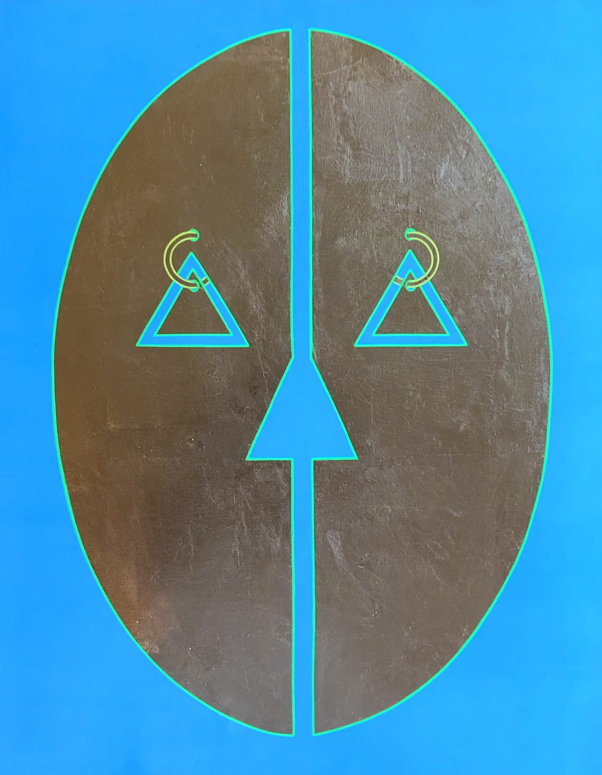 Amelia Toelke, Golden Mask #1