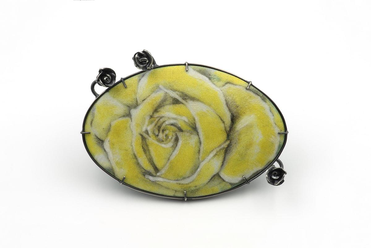Mi-Sook Hur, Yellow Rose, 2015