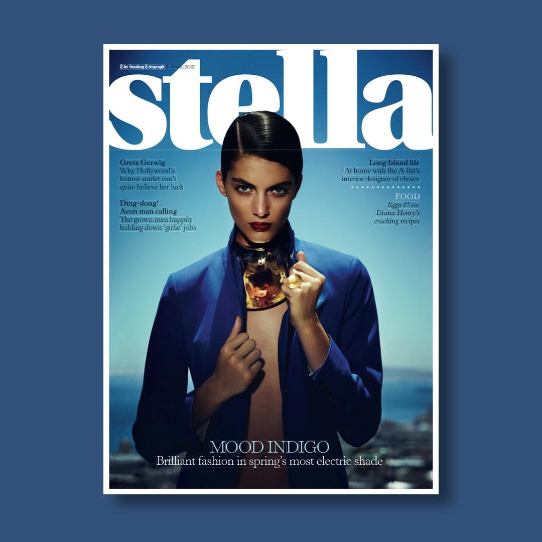 Stella, The Sunday Telegraph April 2012