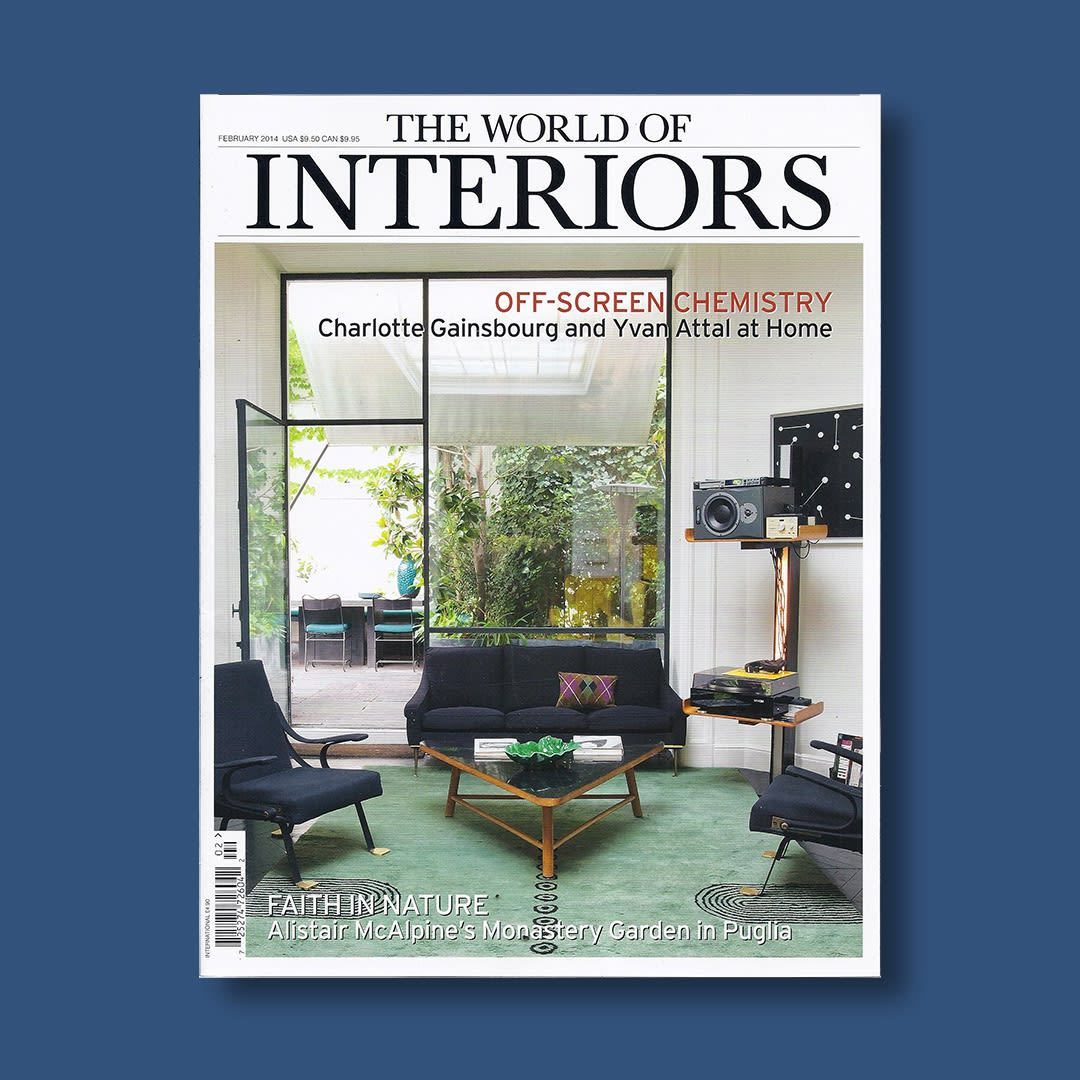 The World of Interiors February 2014