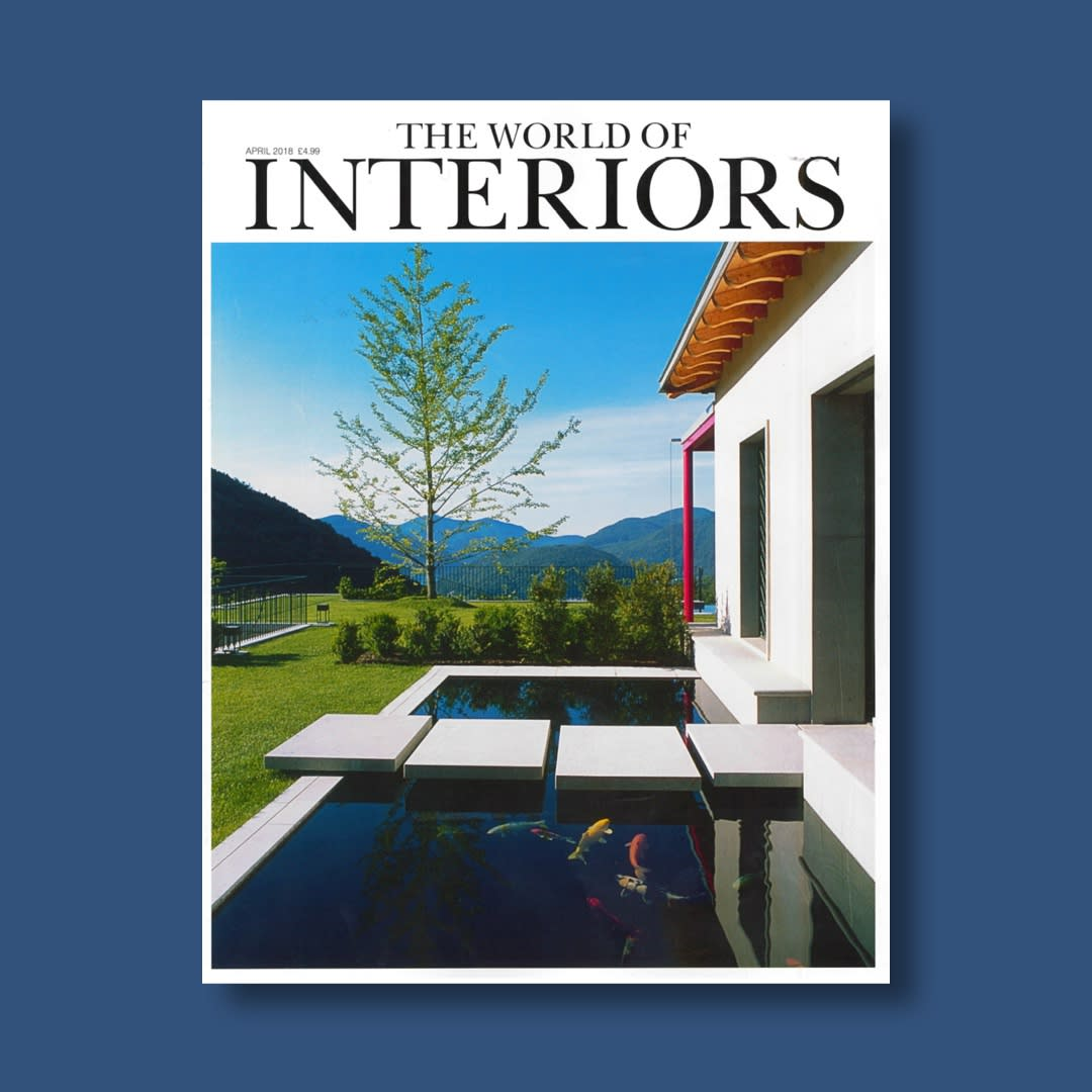 The World of Interiors April 2018