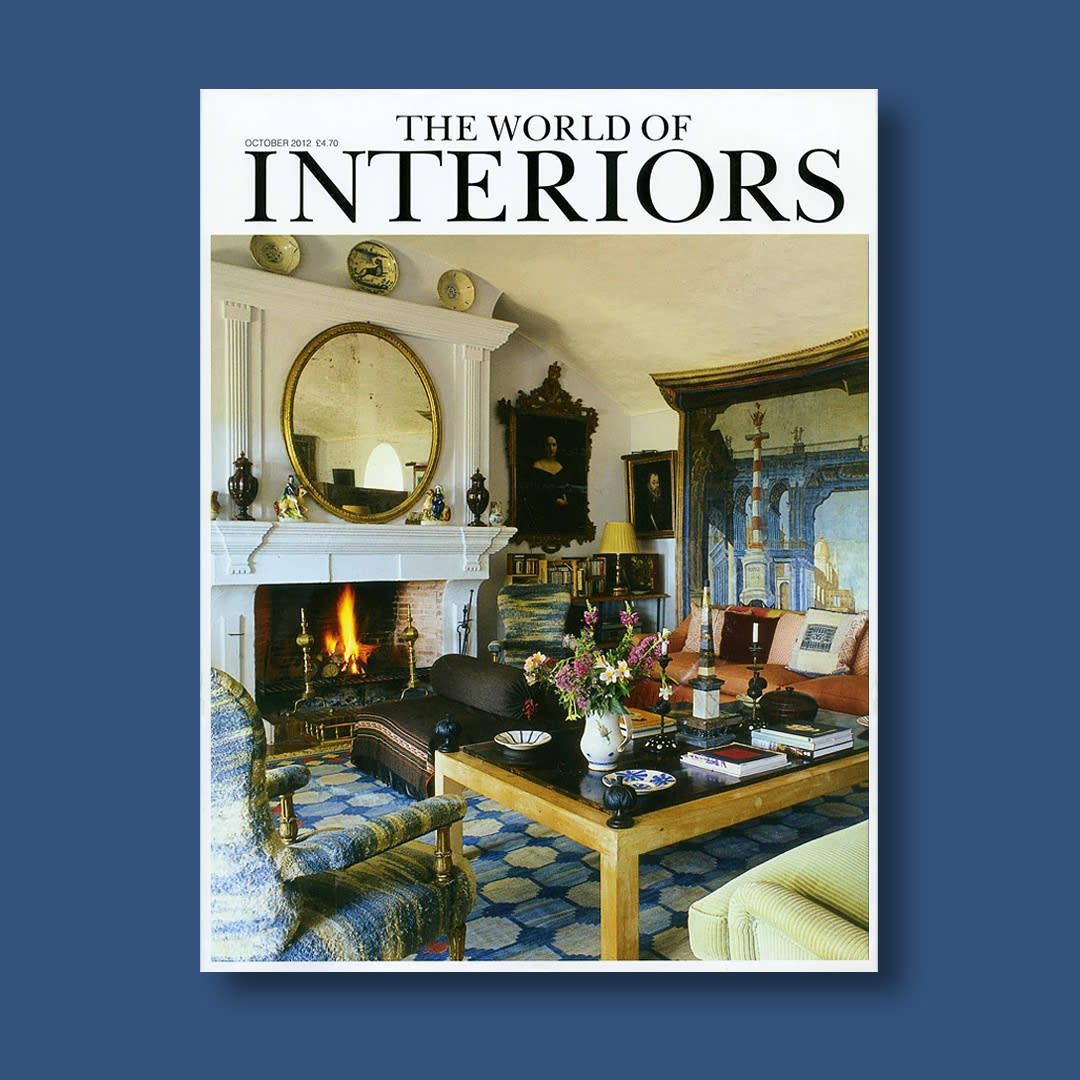 The World of Interiors October 2012