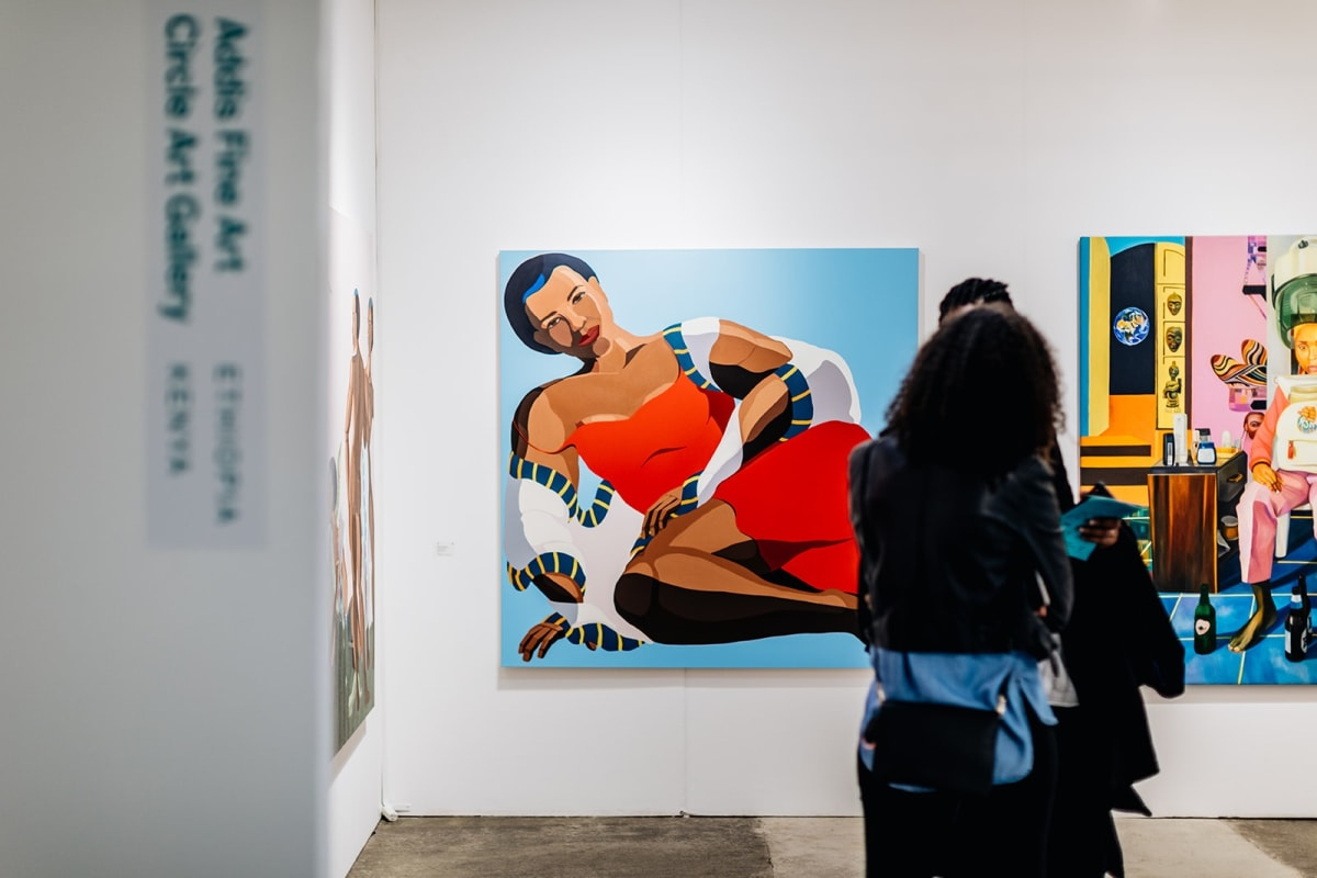 1-54 Contemporary African Art Fair, New York