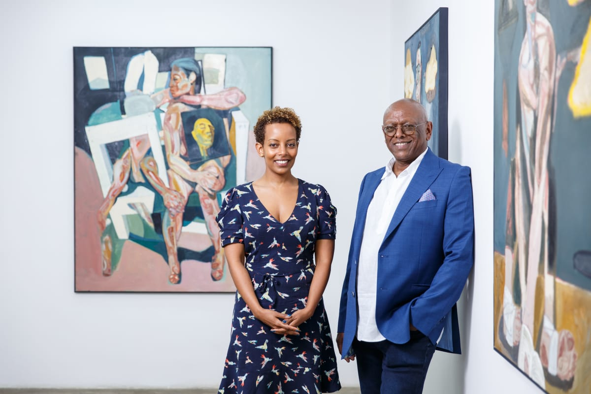 Addis Fine Art Gallery Story