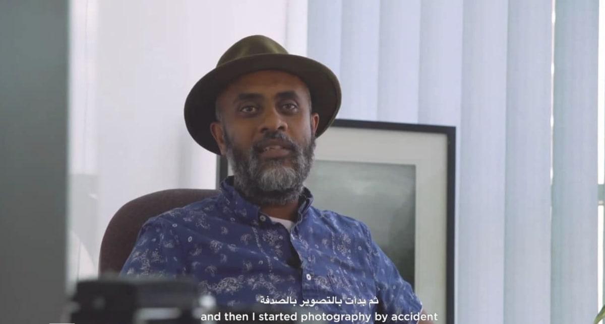 Michael Tsegaye | Art Dubai Portraits