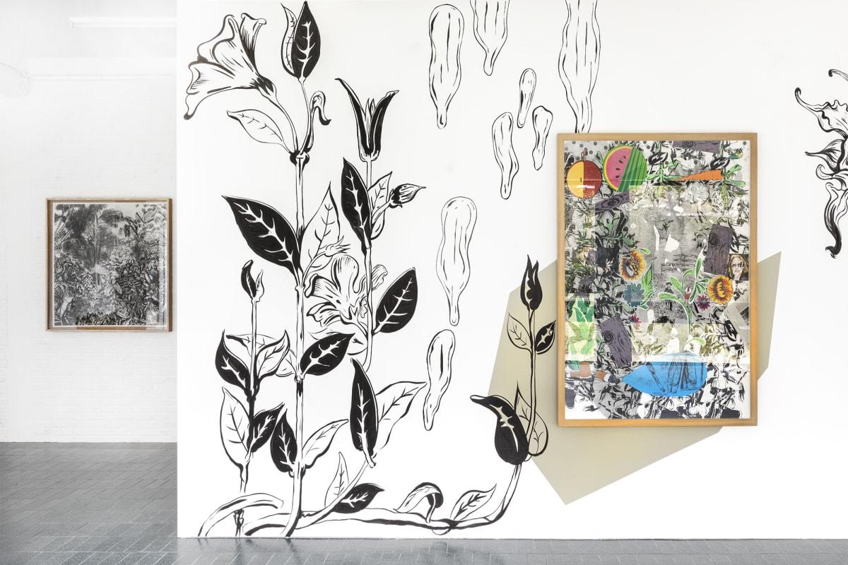 Florentine & Alexandre LAMARCHE-OVIZE, 'Hyacinthe' Installation view at Aeroplastics, Brussels, 2018.
