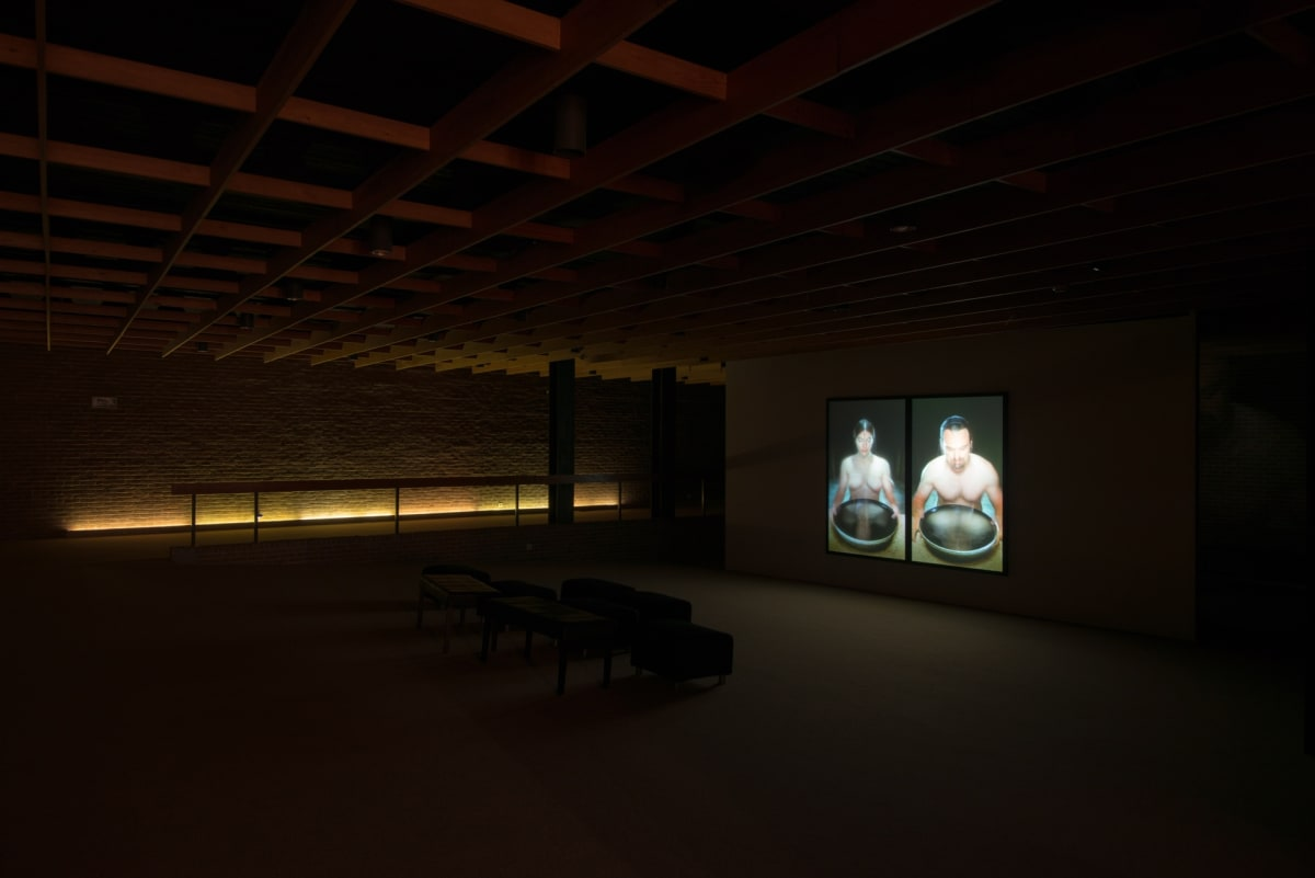 Bill Viola @The Chapel