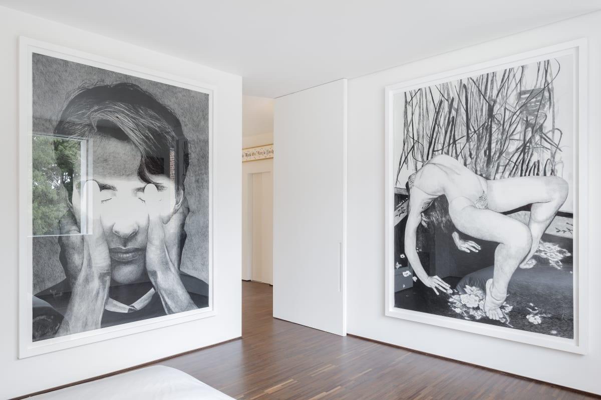 Artworks by Myriam Mechita - Carlos Aires