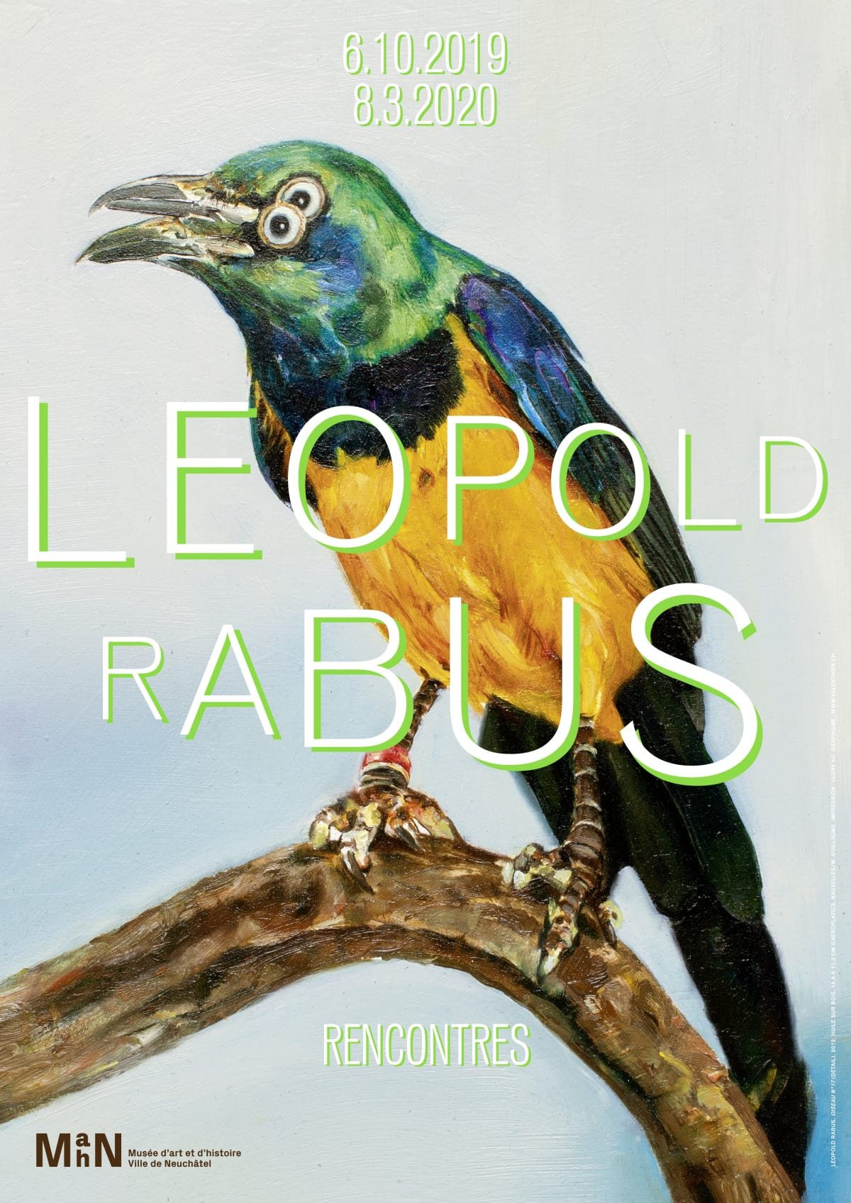 Rencontres - by Leopold Rabus