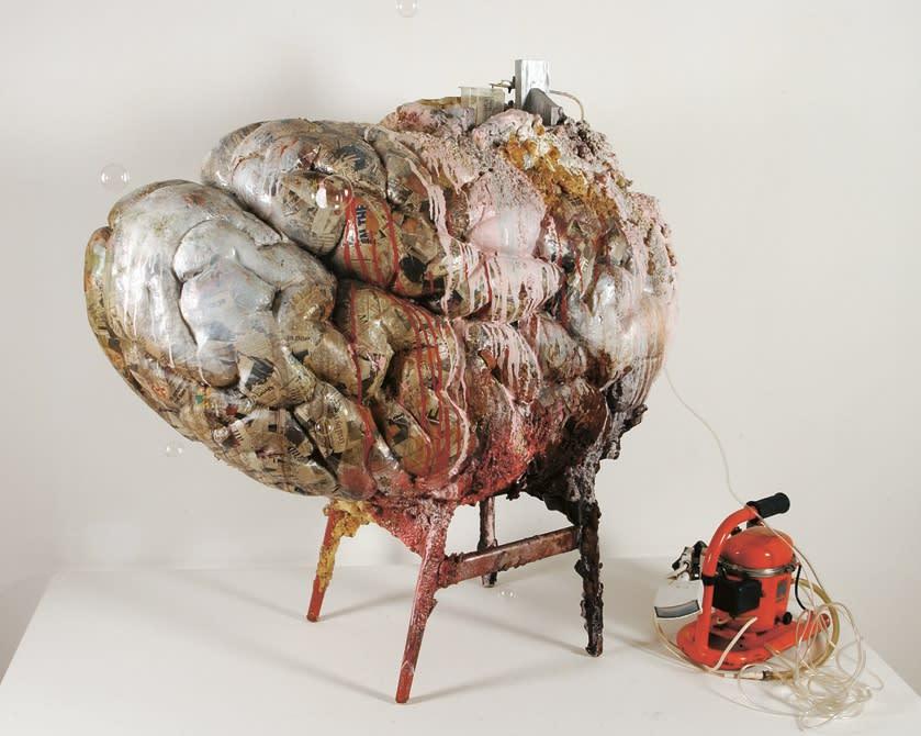 Street Trash, Sculpture as special effect