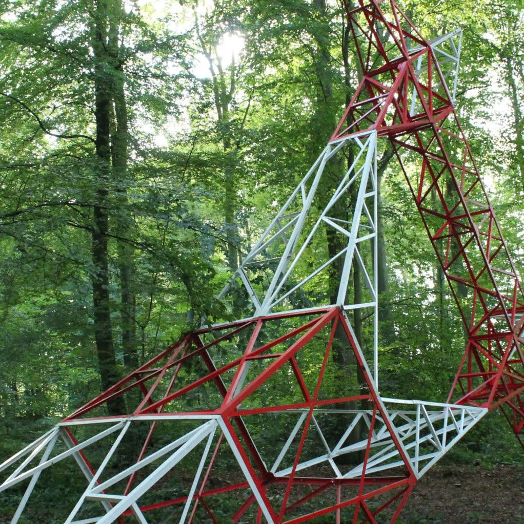 Forêt Monumentale - open air art installations