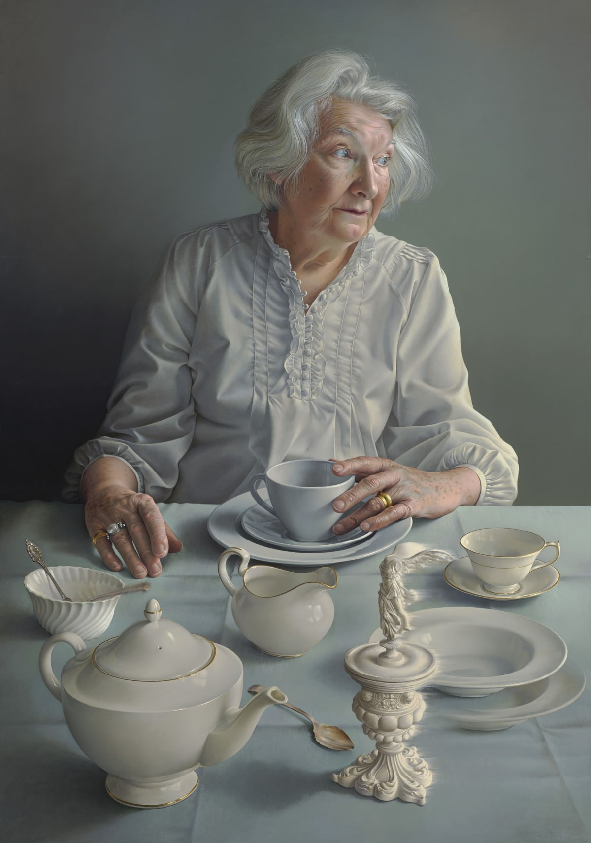 Miriam Escofet wins BP Portrait Award 2018