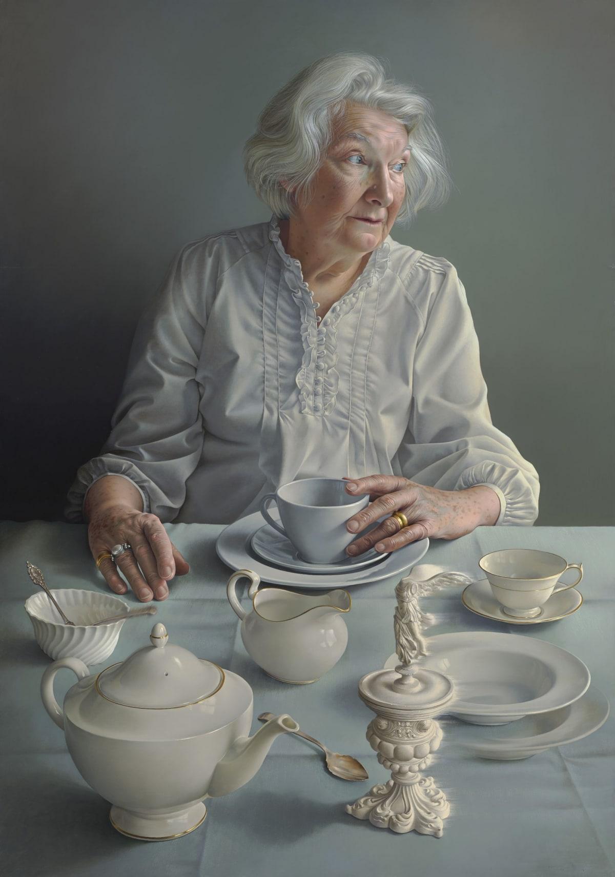 Miriam Escofet wins BP Portrait Award 2018