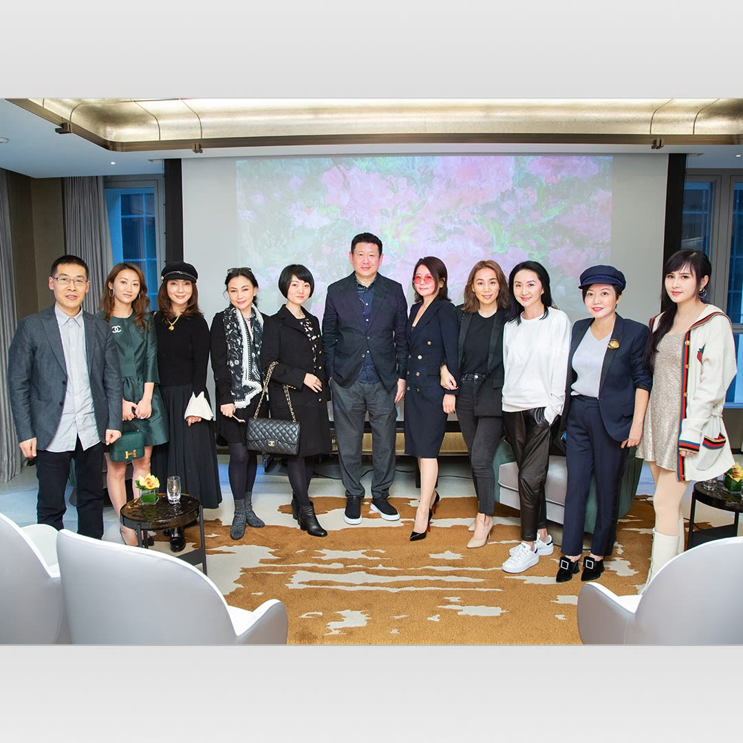 Art Talk With Zhou Chunya