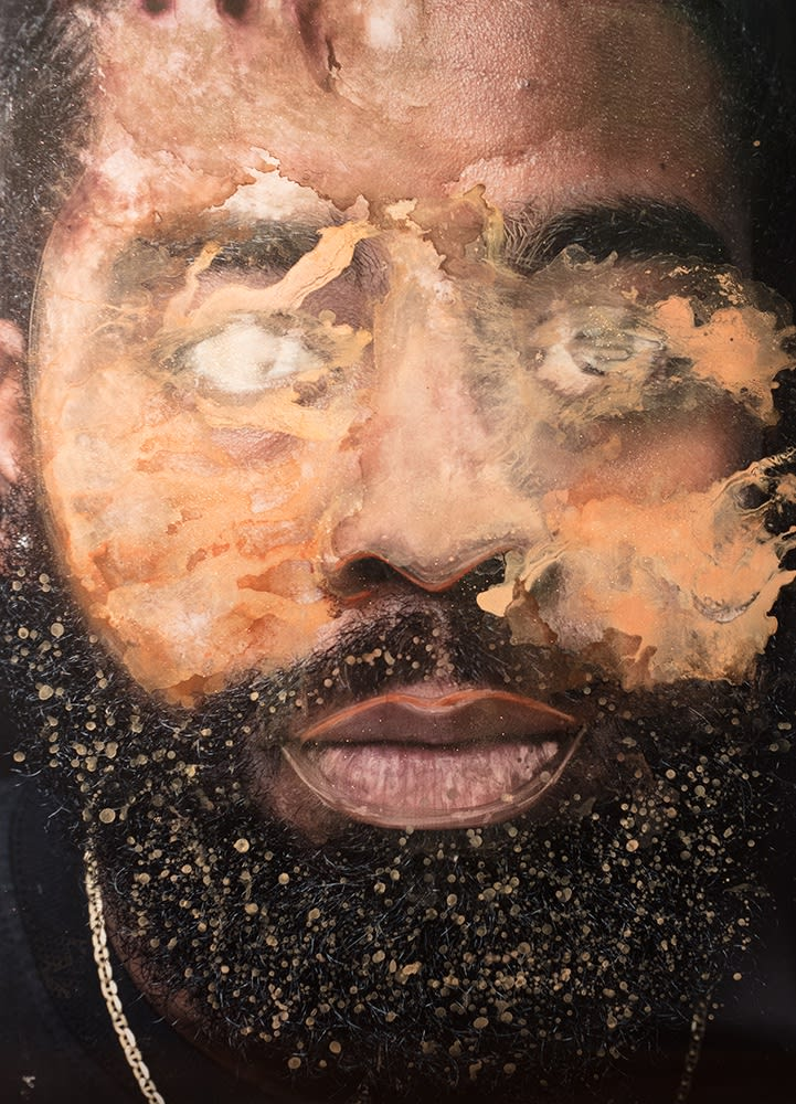 Black identity and injustice define SCAD grad, local artist's portraits