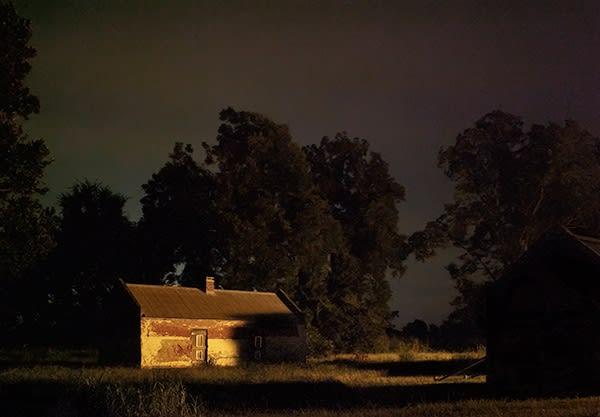Jeanine Michna-Bales, Decision to Leave, Magnolia Plantation on the Cane River, Louisiana, 2013.