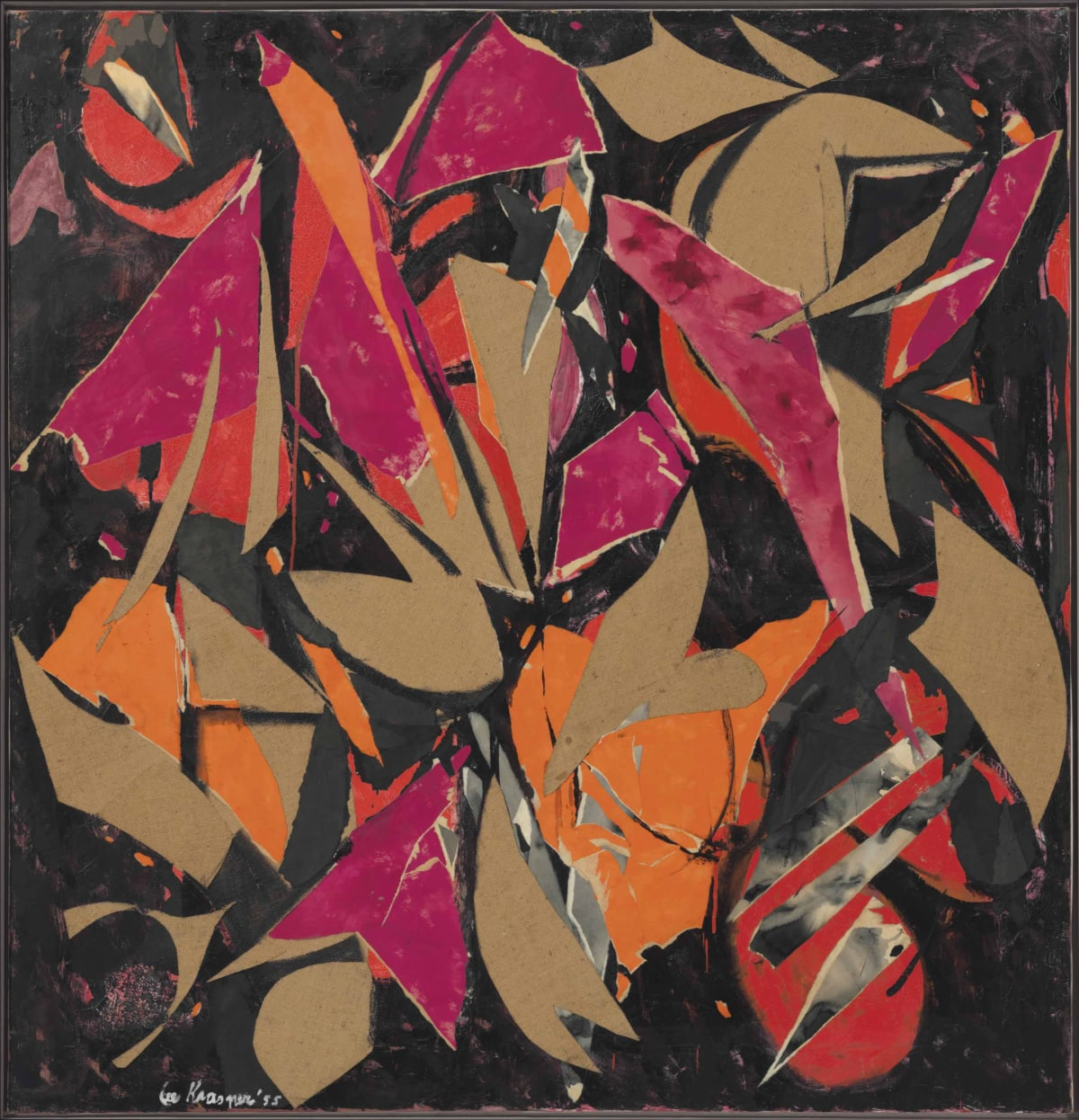 Lee Krasner by Tess Williams, 'Living Colour'