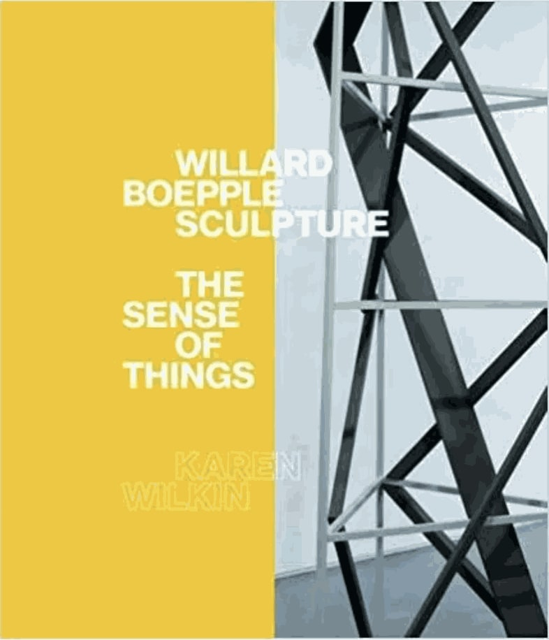 Willard Boepple Sculpture: 'The Sense Of Things'