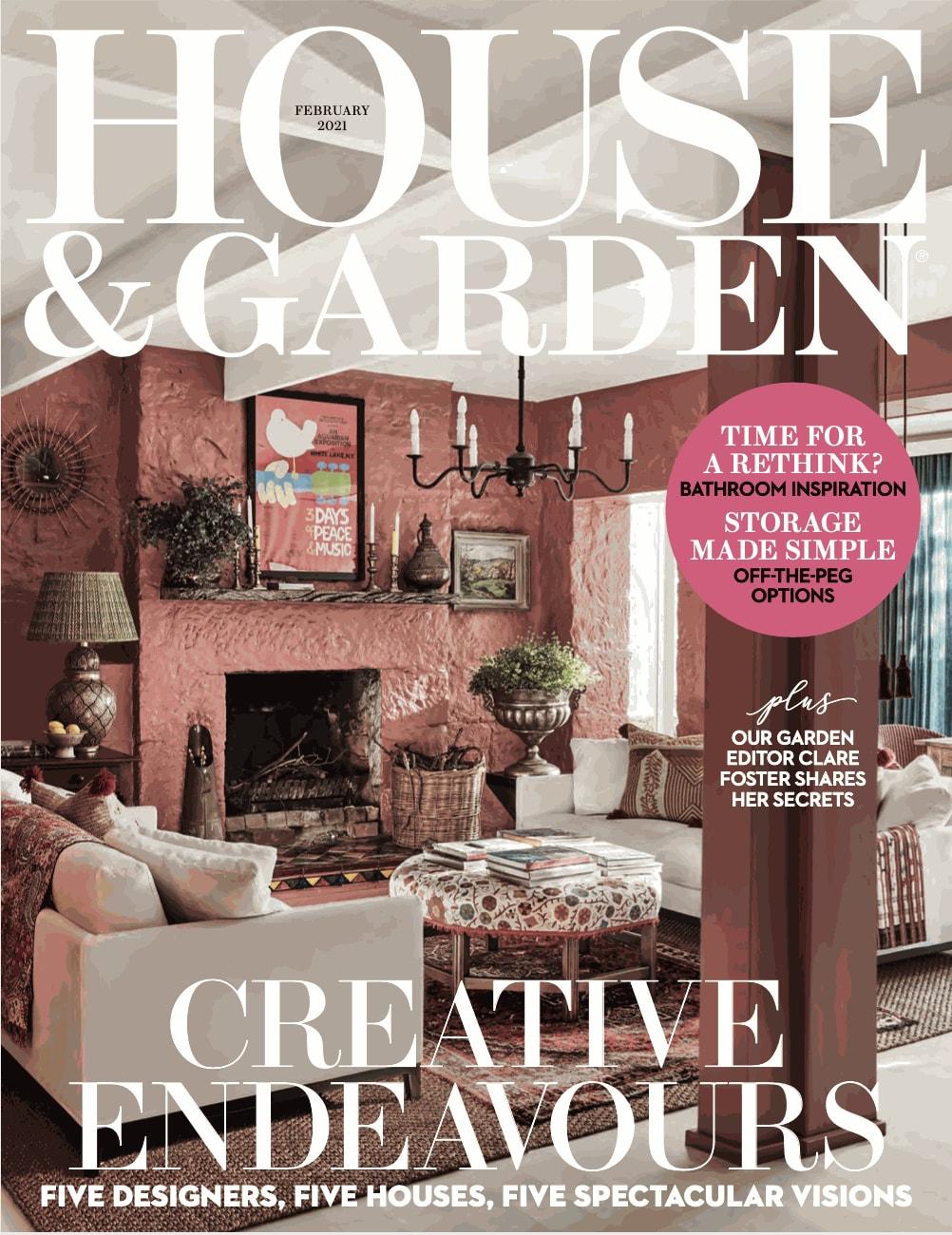 Joana Galego Featured in House & Garden
