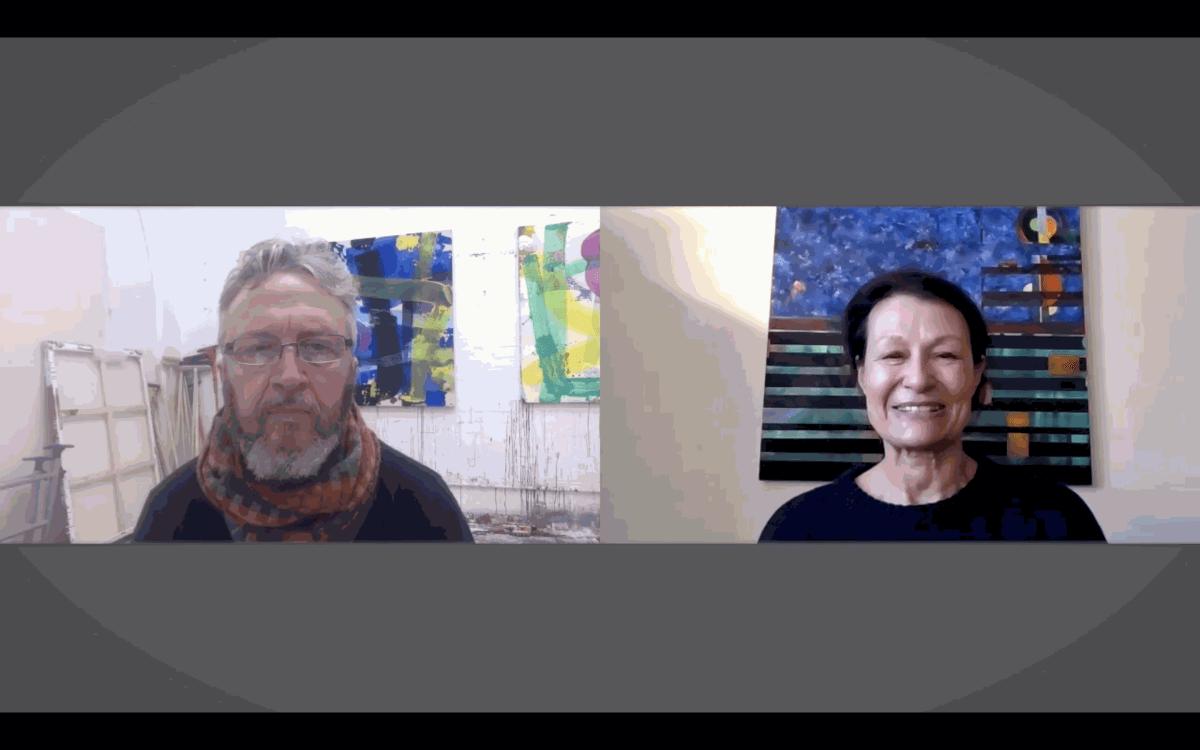 Nina Dolan interviewed by Stewart Geddes